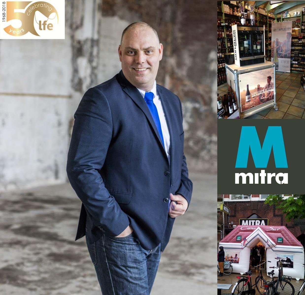 Marco Philipsen van Mitra drankenspeciaalzaken